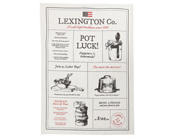 Lexington Living Printed Kitchen Towel