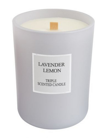 Scented Candle Lavender-Lemon