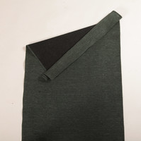 Sauna seat cover 48x150 cm Forest green