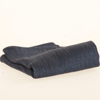 Sauna seat cover 48x150 cm Midnight blue