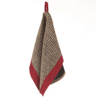 Hand towel 36x52 cm Red