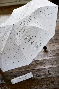 Confetti Foldable Umbrella