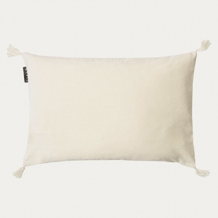 Kelly Cushion cover, Creamy beige, 35x50