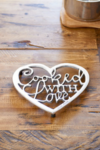Cooked With Love Trivet