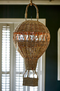 Montgolfier Hanging Lamp