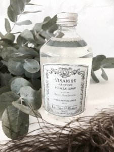 Vinaigre Parfume Pour Le Linge Vinegar for linen Cotton