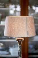 Classic Lampshade off white 35x20