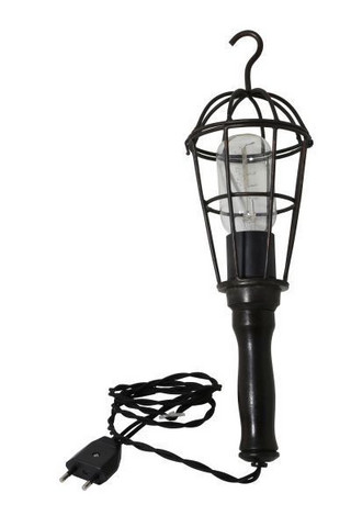 Worker Cage wall lamp