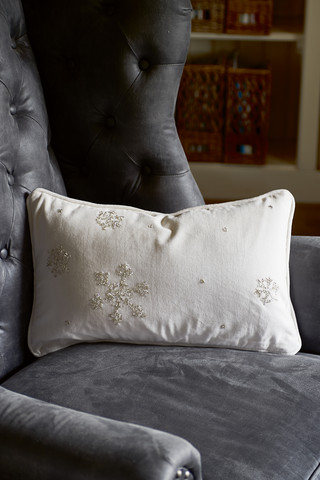 Icicle Pillow Cover 50x30