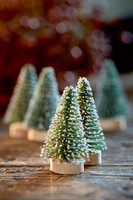 Merry Little Christmas Tree 5 pcs