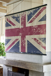 Union Jack Flag Wall Decoration