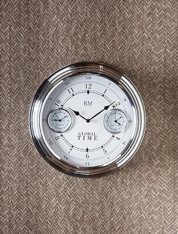 World Cities Clock M