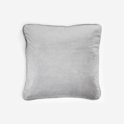 Melanie Cushion Light grey 50x50