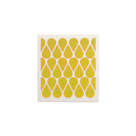 Dish Cloth Otis Mustard