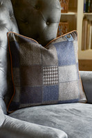 BIU Patch Pillow Cover 50x50