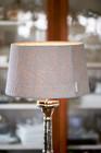Classic Lampshade grey 35x20