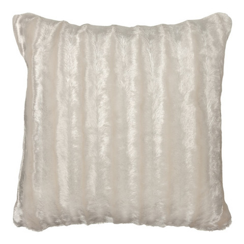 Sansa Cushion White 45x45