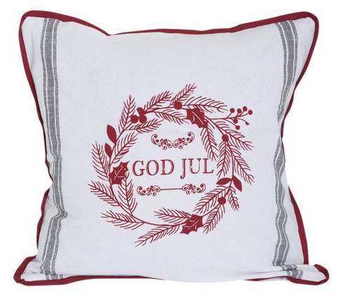 God Jul Pillow cover 45x45