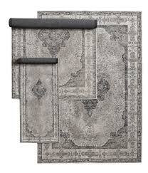 VENUS woven rug Fog blue 75x200