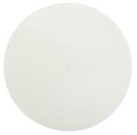 Placemat Rondo White 38 cm