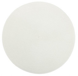Placemat Rondo White 38 cm