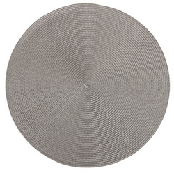 Placemat Rondo Gray 38 cm