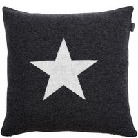 Zack Star Knit Cushion