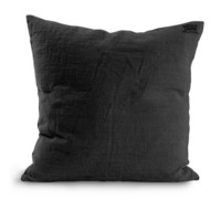Lovely Linen Cushion cover Dark Grey 47x47