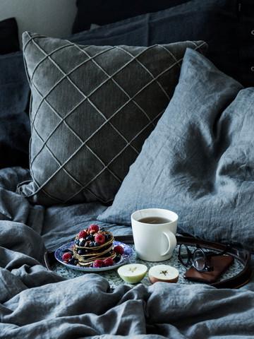 Cushion Cover Velvet Dark Grey 47 x 47