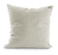 Lovely Linen Cushion cover Light grey 47x47
