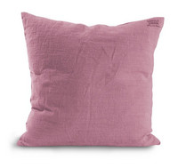 Lovely Linen Cushion cover Old Rose 47x47