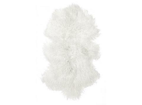 Shansi Lambskin white