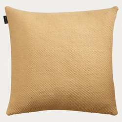 Hudson Cushion Cover 50x50 Straw Yellow