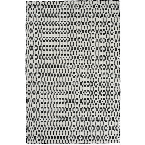 Elliot White/Black 140x200