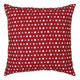 Hiutale cushion Red 45x45