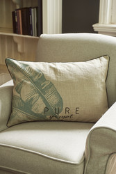Pure Banana Leaf Pillow Cover 65x45