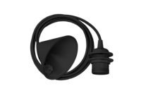 Cord set, black