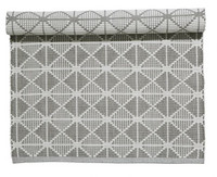 Table runner 40x140 Grey/white