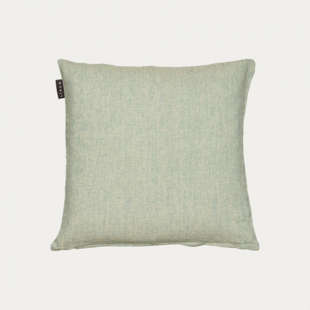 Hedvig Cushion cover 50x50 Bright Grey Turquoise