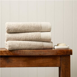 Belgravia Towel 40x76 French Grey
