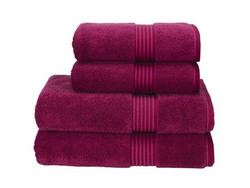 Supreme Towel 40x76 Raspberry