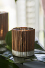 Spa Special Bamboo Votive S