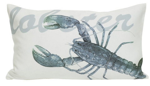 Cushion cover 30x50 Lobster