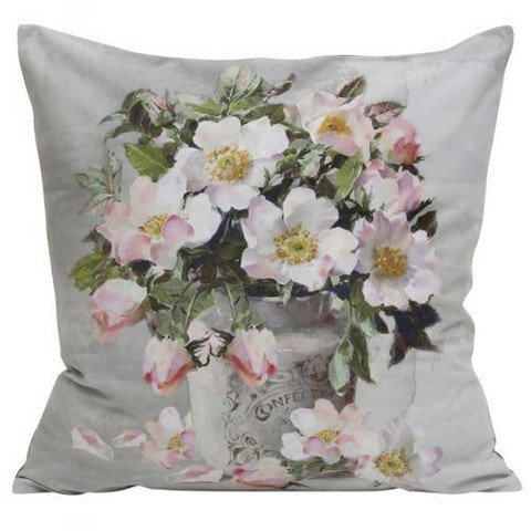 Cushion cover 45x45 Bukett