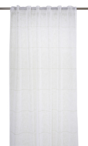 Cloud curtain set 140x264 Offwhite