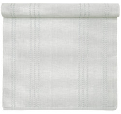 Ingrid Table runner 40x140 Light grey/silver