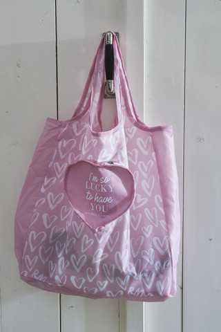 Heart Foldable Bag