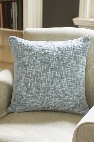 Basic Bliss Pillow Cover blue 50x50