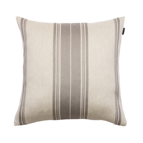 Center stripe Cushion 50x50 Grey