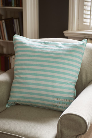 Long Bay Stripe P.Cover 60x60